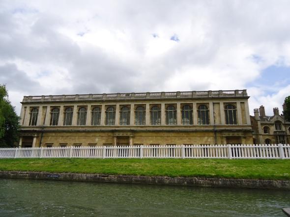 Biblioteca do Trinity College