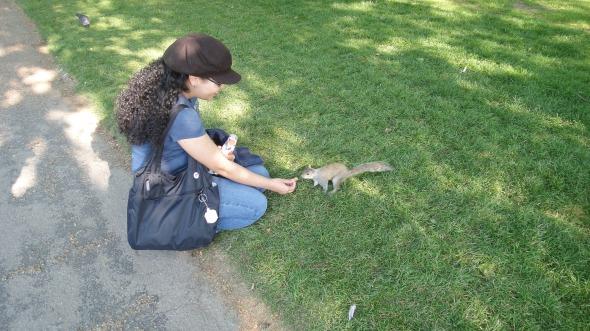 Esquilo!
